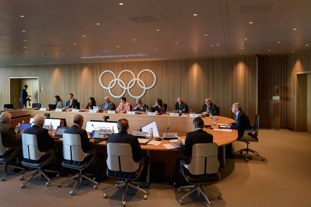 The IOC Executive Board will meet by conference call tomorrow ©Getty Images