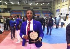 Nigeria Taekwondo Federation praise country's Sports Minister after athlete qualifies for Tokyo 2020