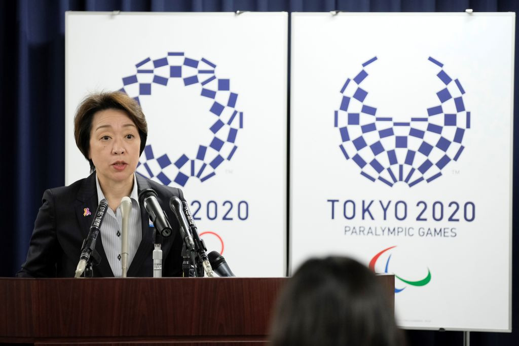 Olympics Minister Seiko Hashimoto claimed Abe's use of the word