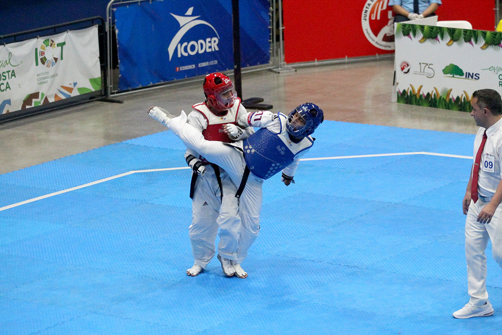 Six fighters book taekwondo berths at Tokyo 2020 Paralympics through Pan American qualifier