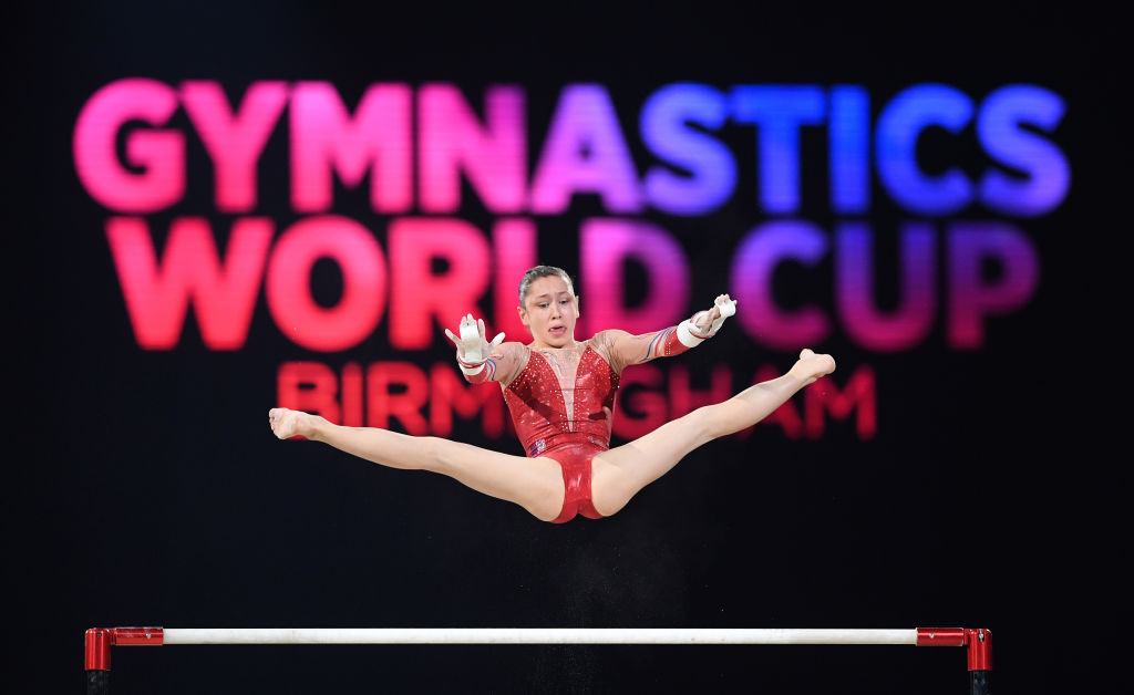 FIG All-Around World Cup in Birmingham latest event to be cancelled due to coronavirus