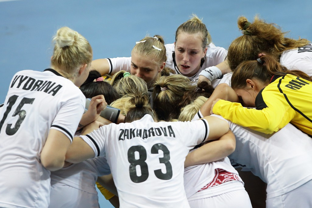 Russia secure fifth consecutive win to finish World Women's Handball Championships group stage in style