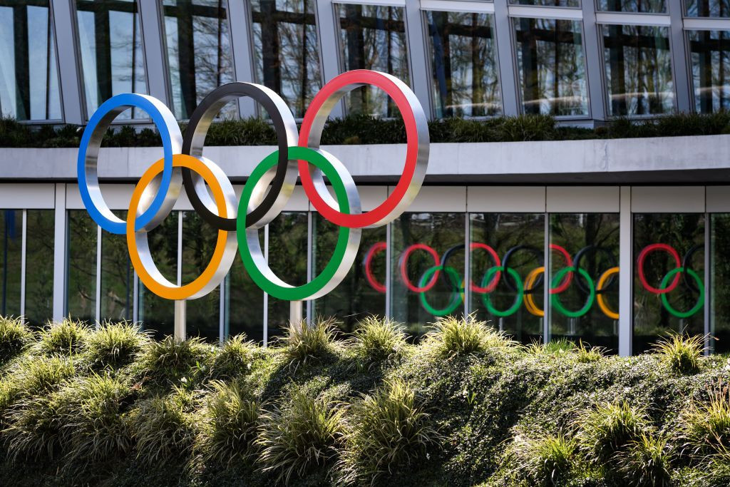 The IOC repeated its insistence that the Games will go ahead as planned ©Getty Images