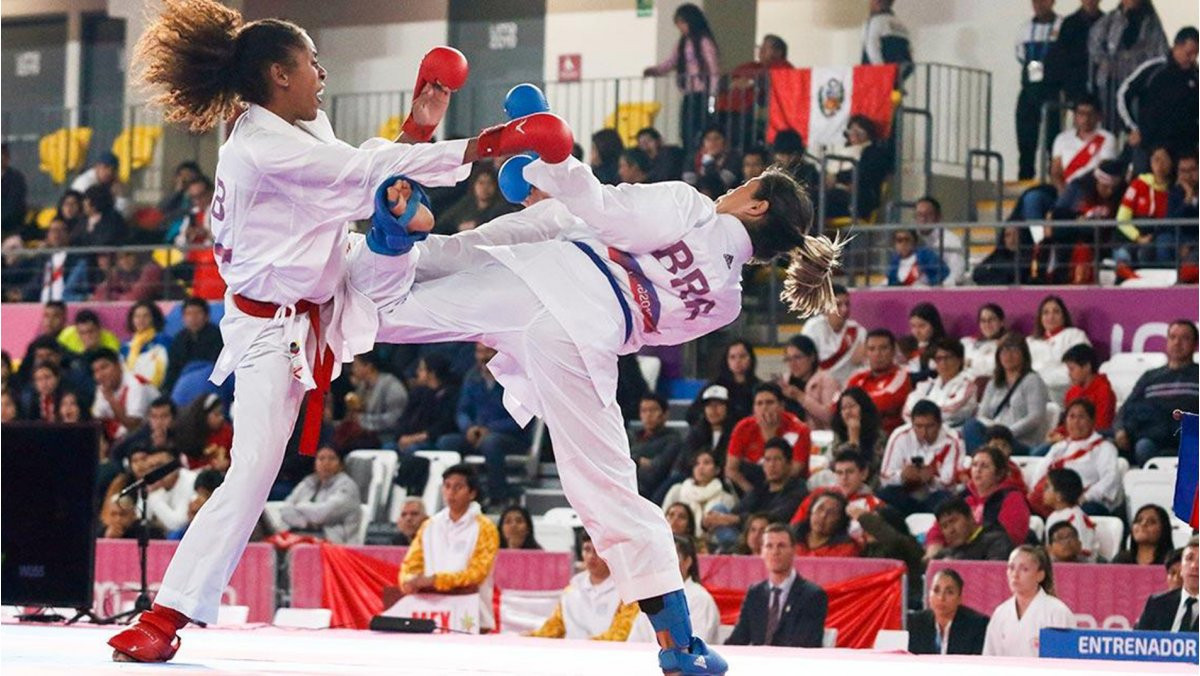 Karate is among the 30 sports confirmed on the programme for the first edition of the Junior Pan American Games in Cali in 2021 ©WKF