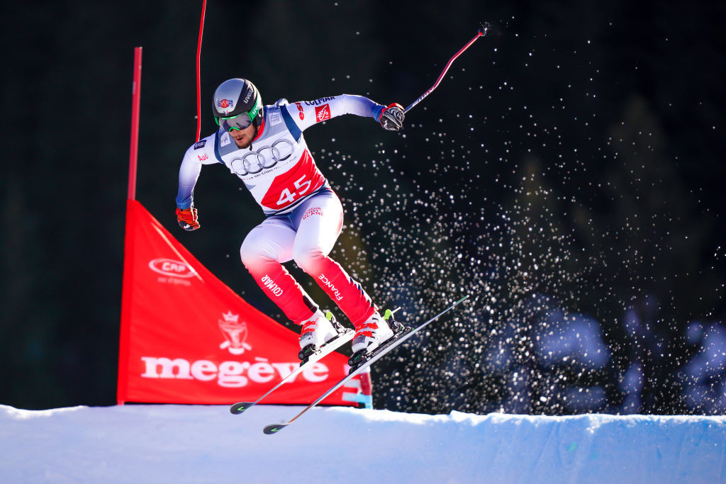 Olympic ski cross silver medallist Bovolenta announces retirement