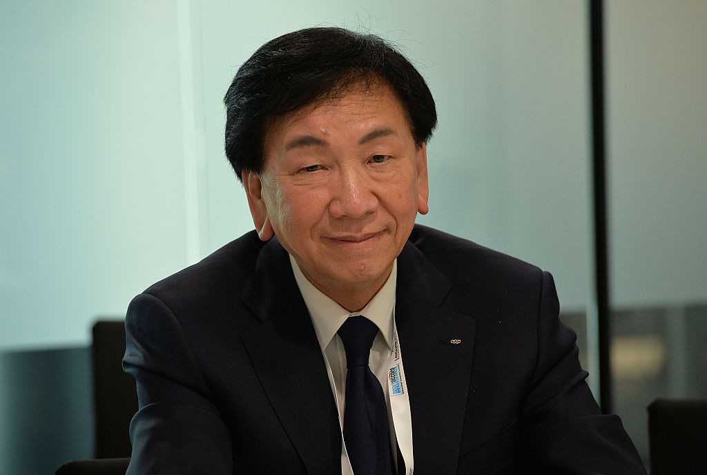 Former AIBA President Wu resigns as IOC member on medical advice