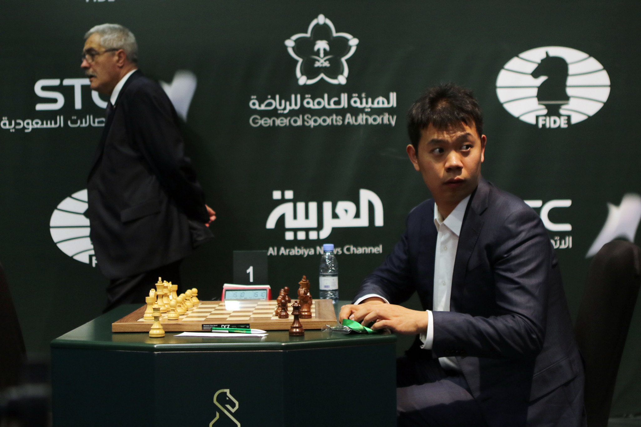 Nepomniachtchi and Wang win opening matches at FIDE Candidates Tournament