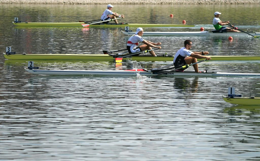 "World Rowing hope to finalise updated Tokyo 2020 qualification ""as soon as possible"""