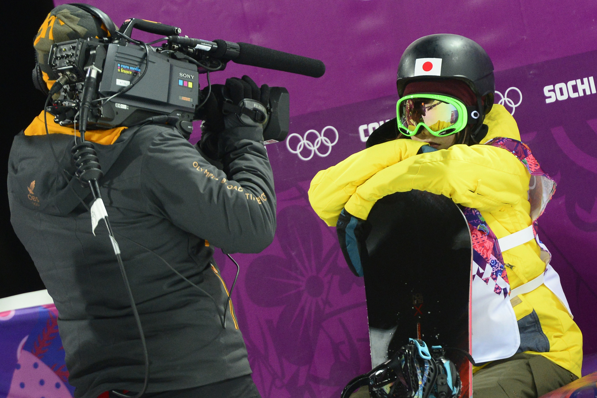 Olympic broadcasters would be affected by any change to the Tokyo 2020 programme ©Getty Images