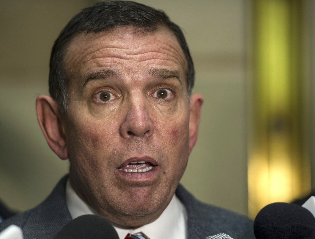 Juan Angel Napout has resigned as CONMEBOL President  ©Getty Images