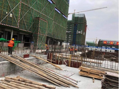 Organisers claim Chengdu 2021 Athletes' Village on track to be completed by end of year
