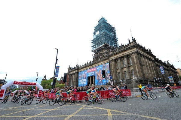 This year's World Triathlon Leeds has been postponed ©ITU