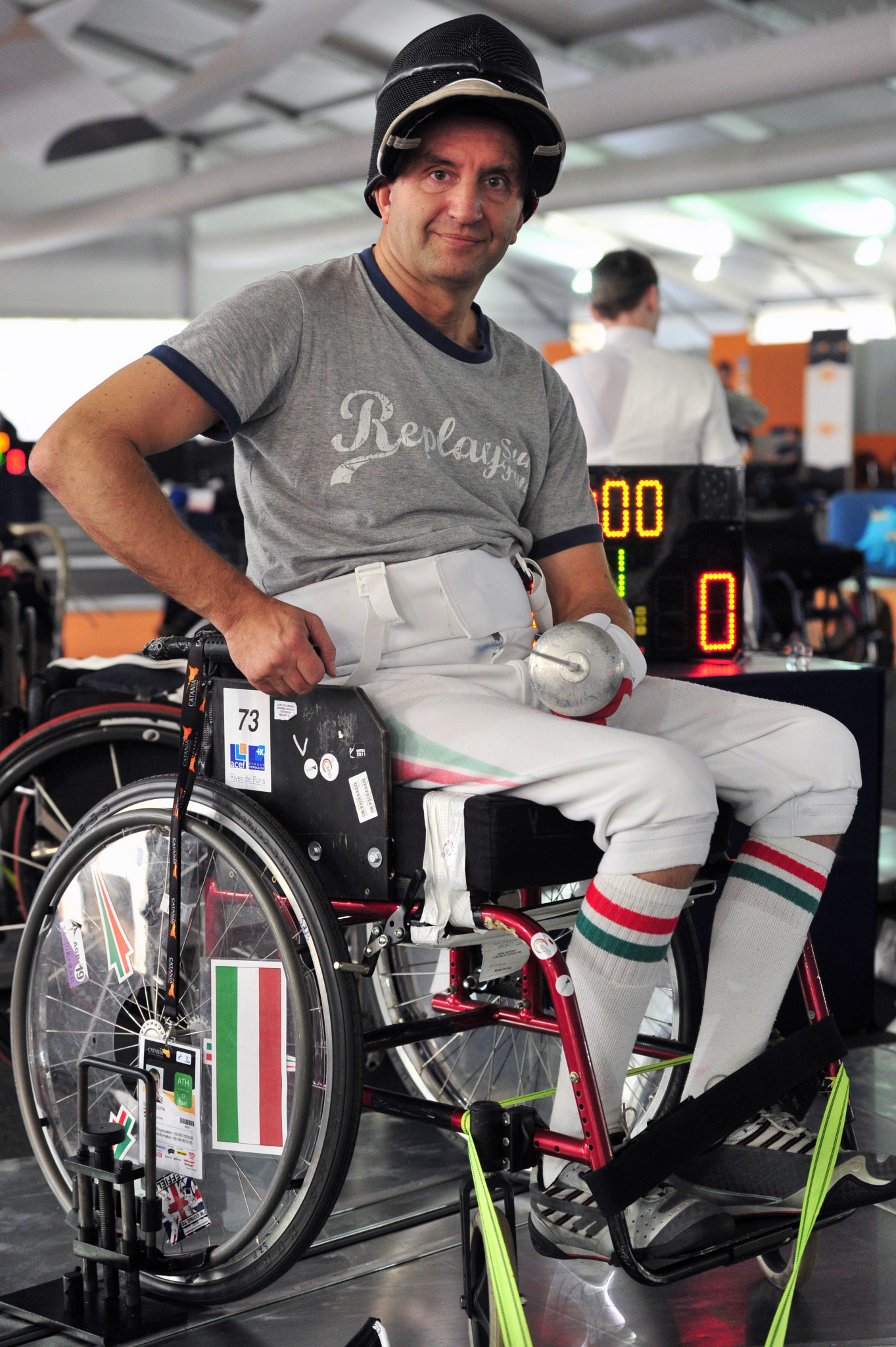 IWAS Wheelchair Fencing Executive Committee chair Pal Szekeres revealed the organisation were