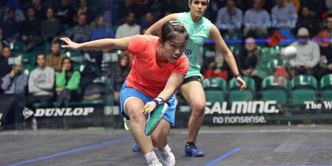 Hong Kong squash player Au announces retirement