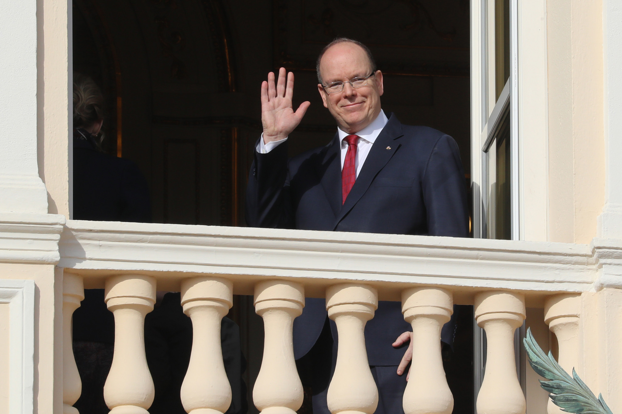 Prince Albert II has tested positive for coronavirus ©Getty Images