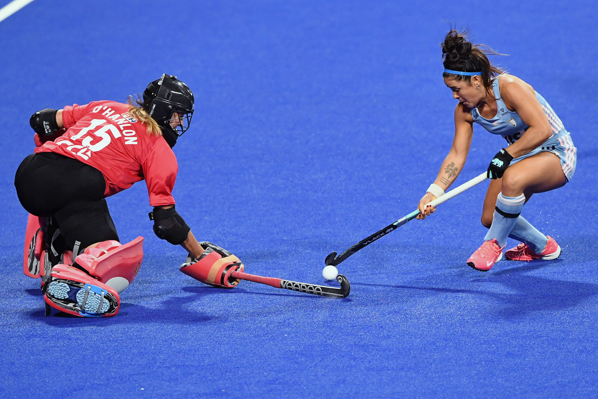 The FIH Pro League will now be suspended until May 17 due to coronavirus ©Getty Images