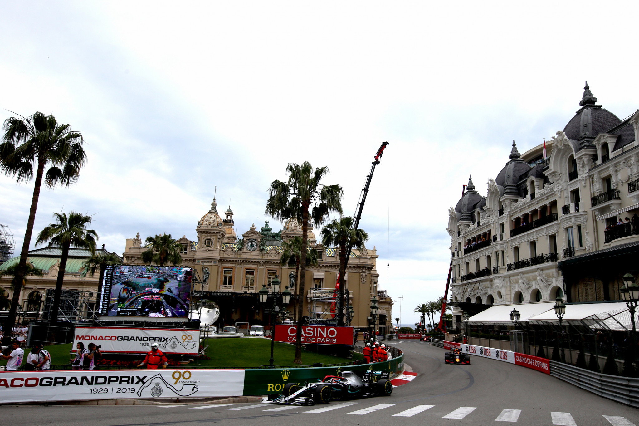 The Monaco Formula One Grand Prix has been postponed ©Getty Images