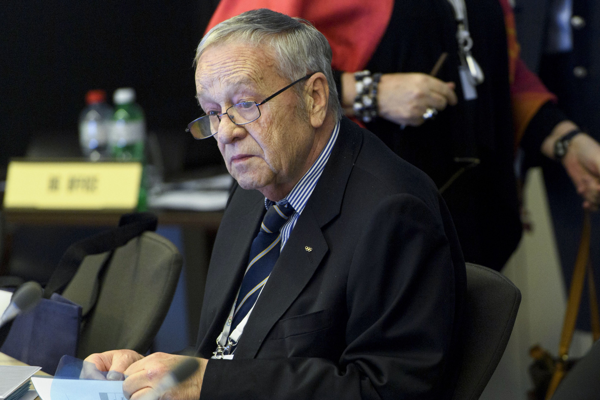 The FIS Congress, where Gian-Franco Kasper's successor will be named, could be impacted by the pandemic ©Getty Images