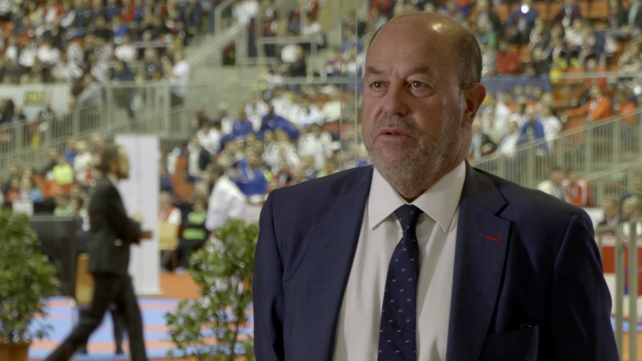 "WKF President Espinós dealing with coronavirus lockdown ""positively"""