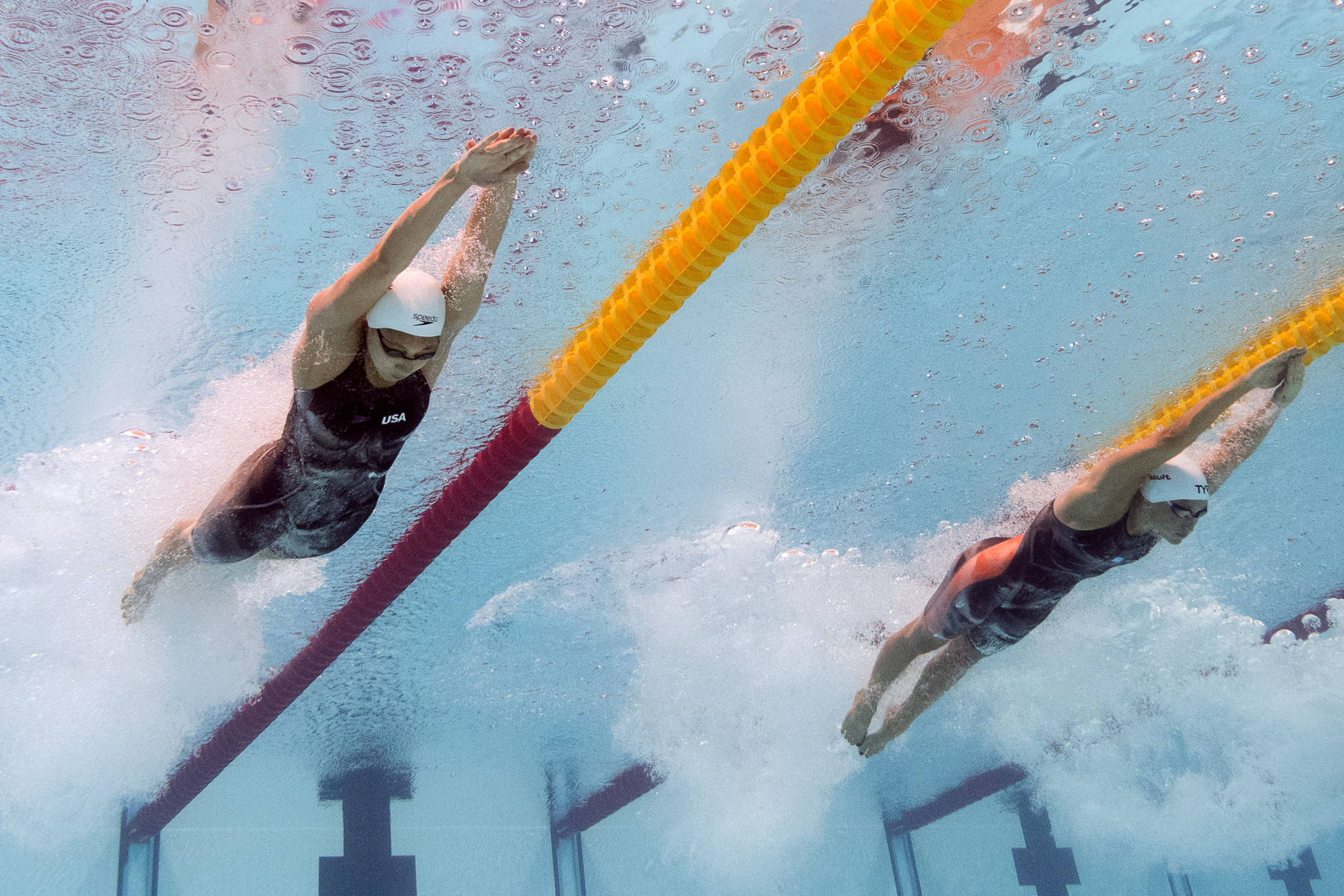 FINA approves video technology to assist rulings on stroke infractions
