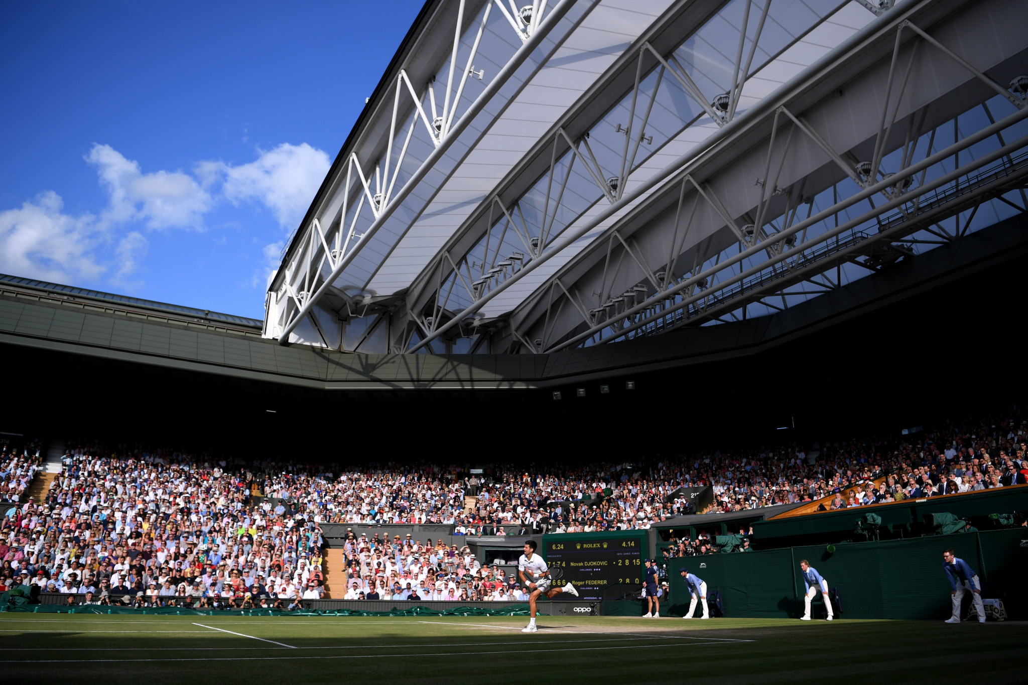 Decision on Wimbledon to be made next week