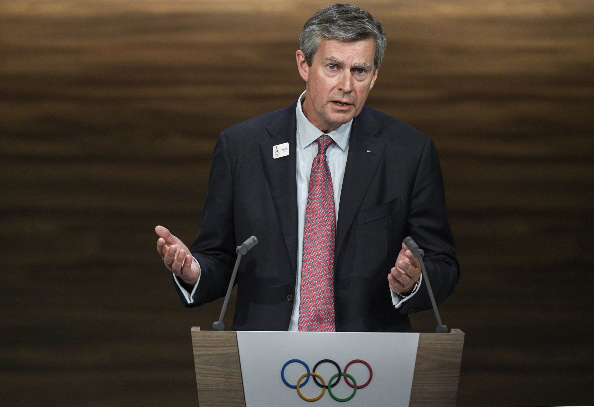 Beckers-Vieujant defends IOC decision to wait on future of Tokyo 2020