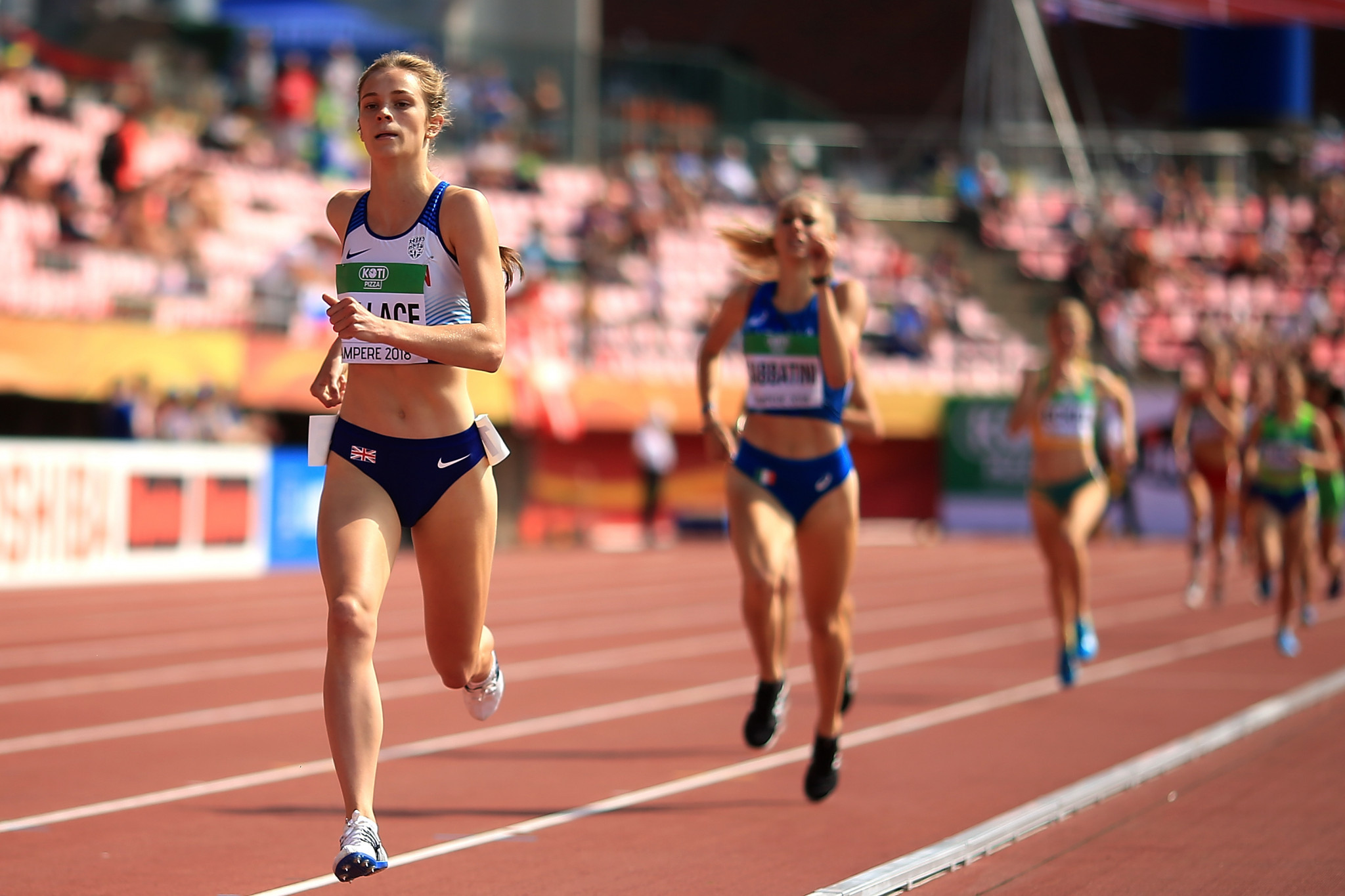 The last World U20 Athletics Championships took place at Tampere in Finland in 2018 ©Getty Images