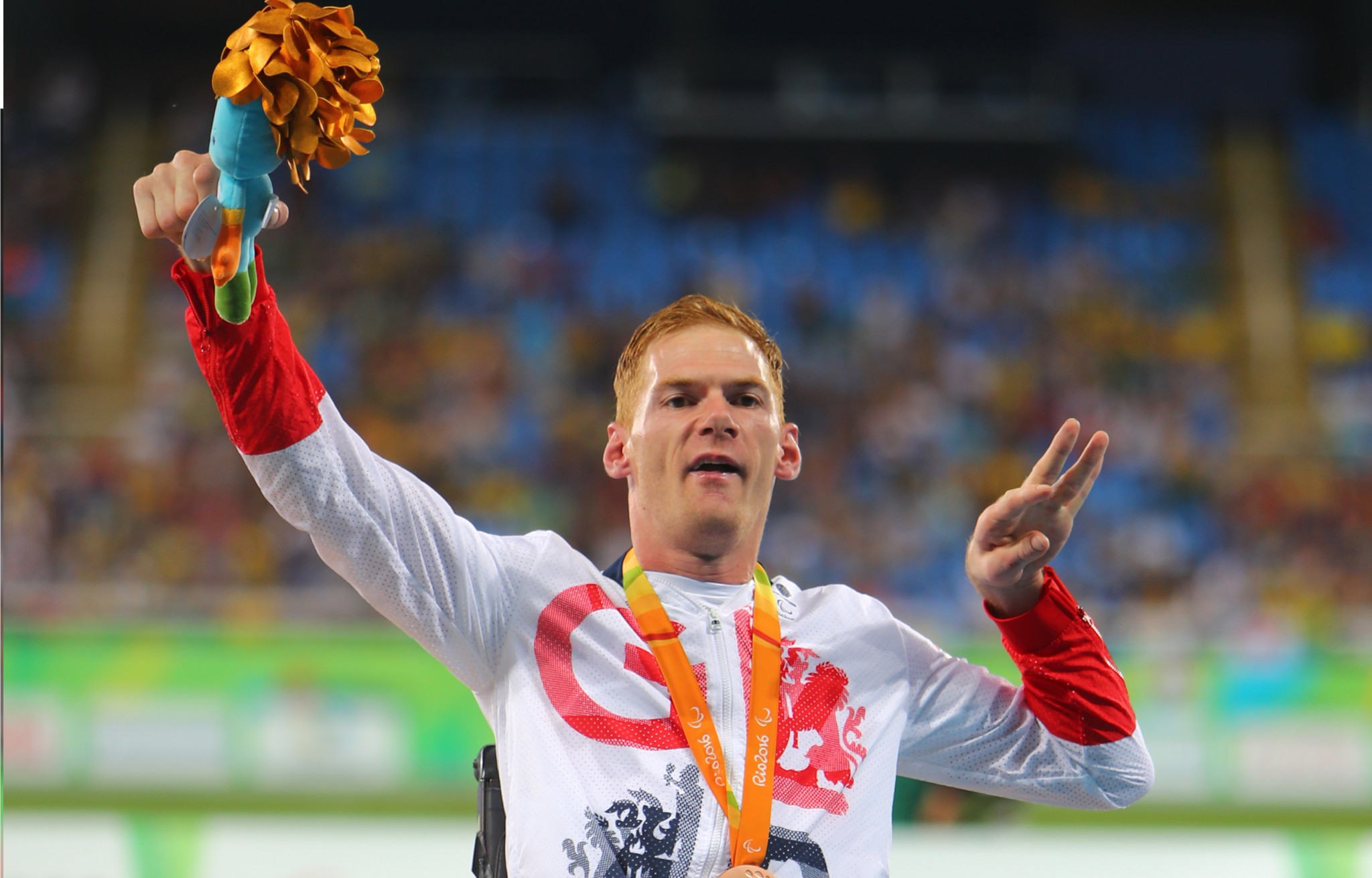 British Paralympian Stephen Miller has criticised the organisers of the Tokyo 2020 Olympic and Paralympic Games ©Getty Images