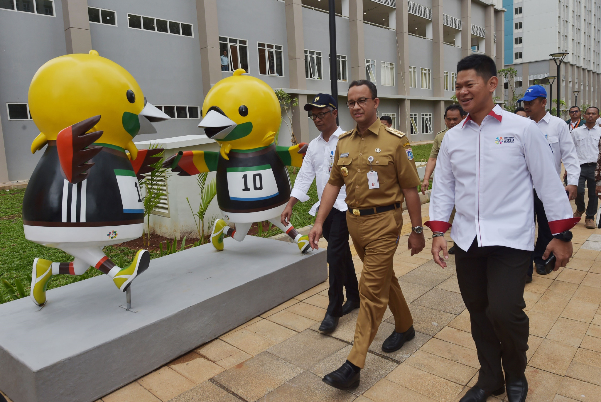 Indonesian Olympic Committee insists country's bid for 2032 Olympics focusing on Jakarta