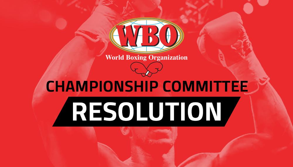 Jimenez stripped of WBO belt after positive drug test
