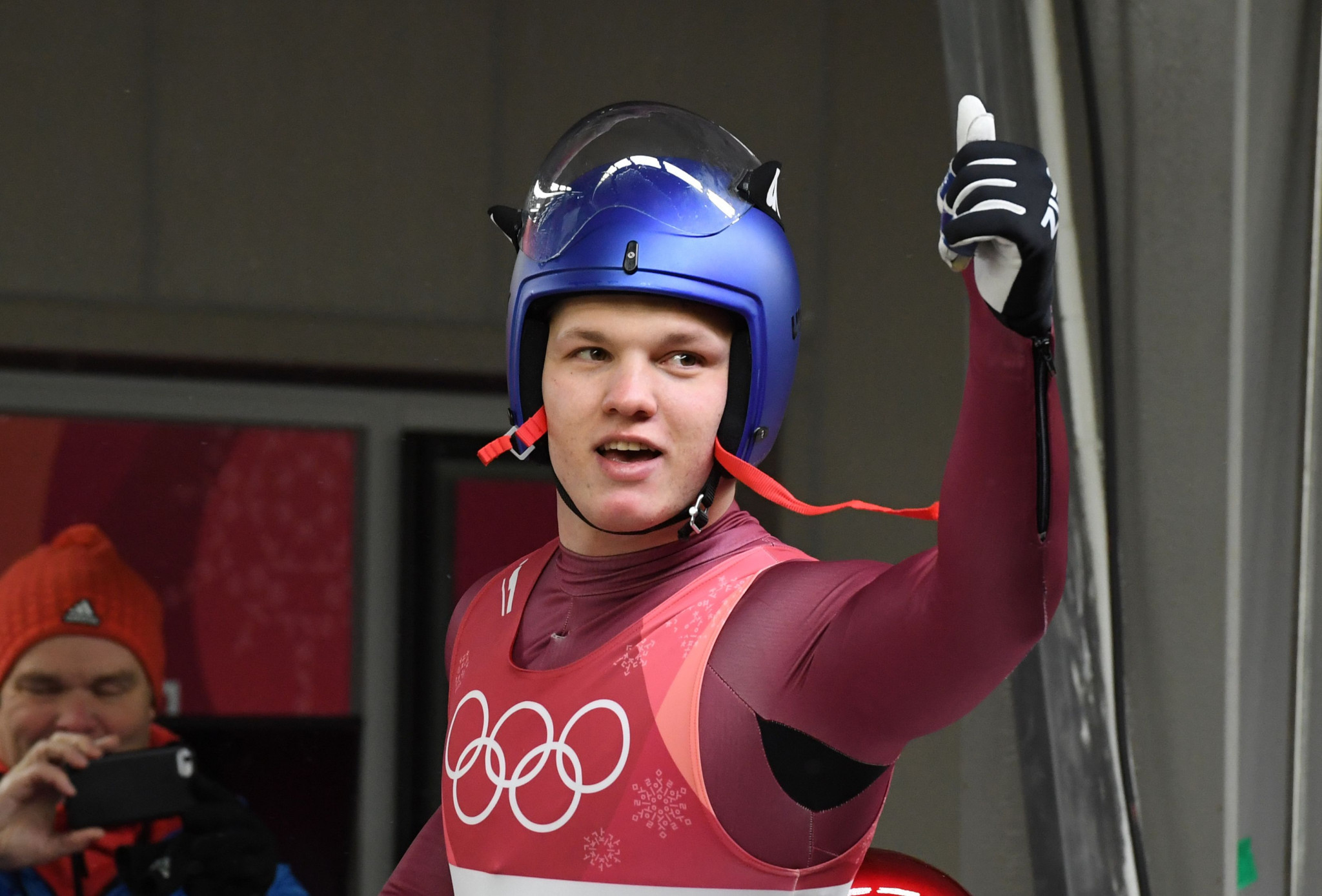 Repilov earns men's title at Russian Luge Championships