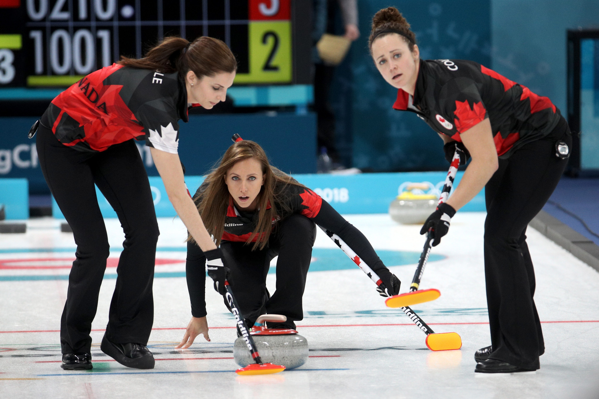 Changes announced to biggest curling teams in Canada