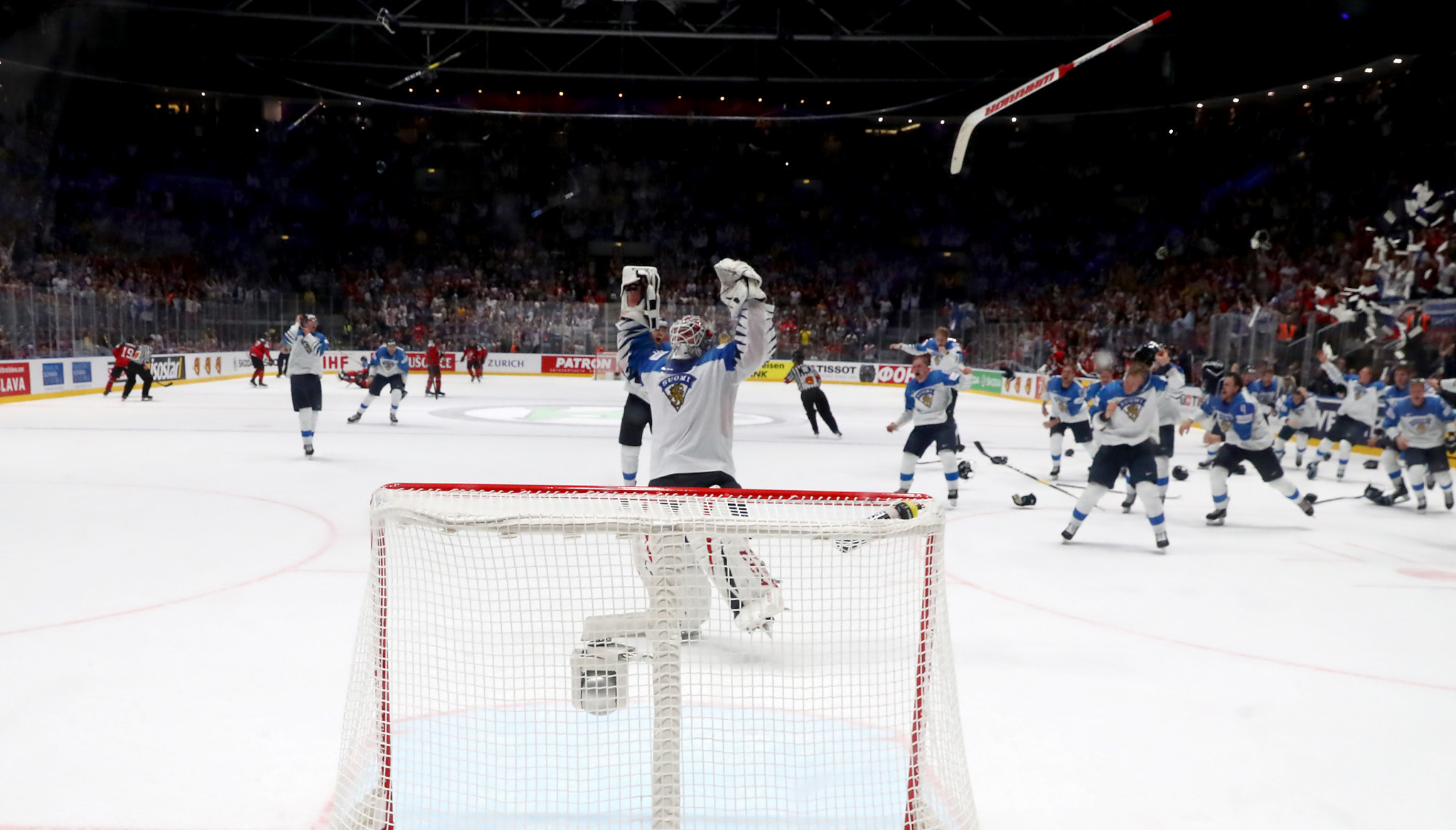 IIHF announce Men's World Championships cancelled over coronavirus