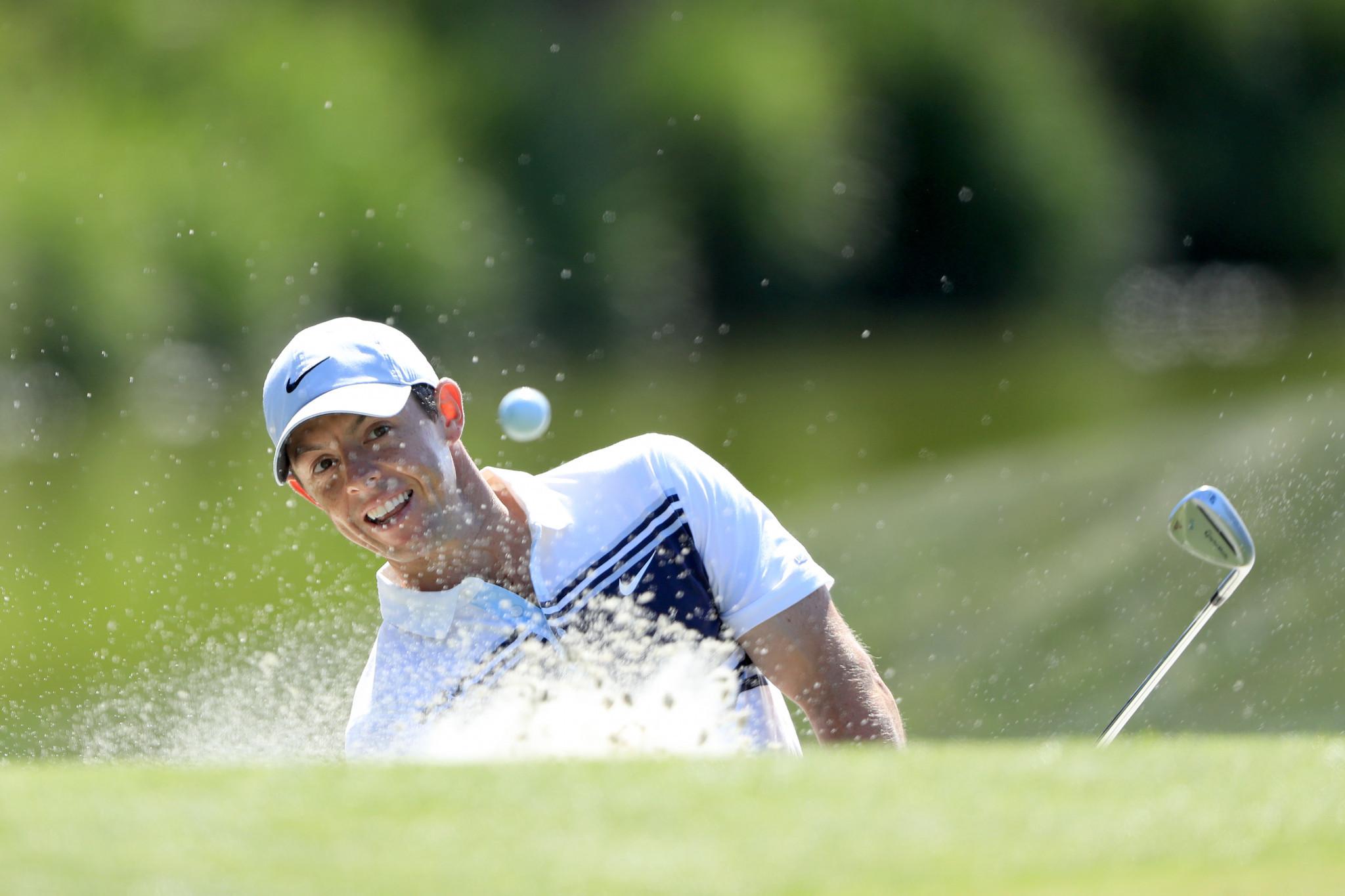 Golf world rankings frozen as coronavirus stops play