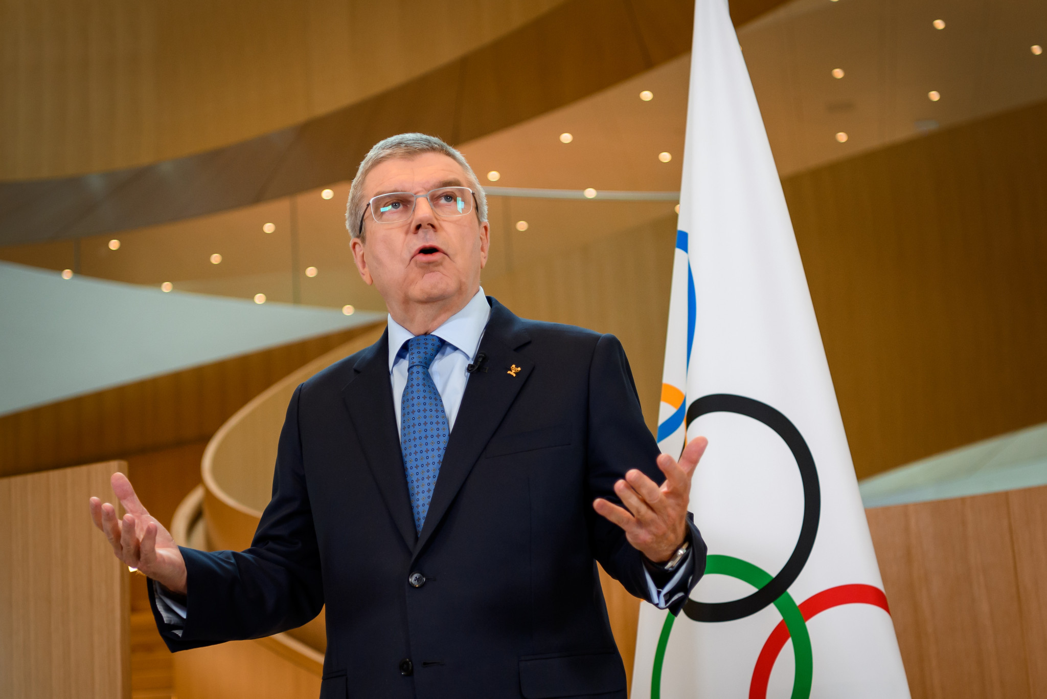 The IOC have admitted for the first time postponement of Tokyo 2020 is under consideration ©Getty Images