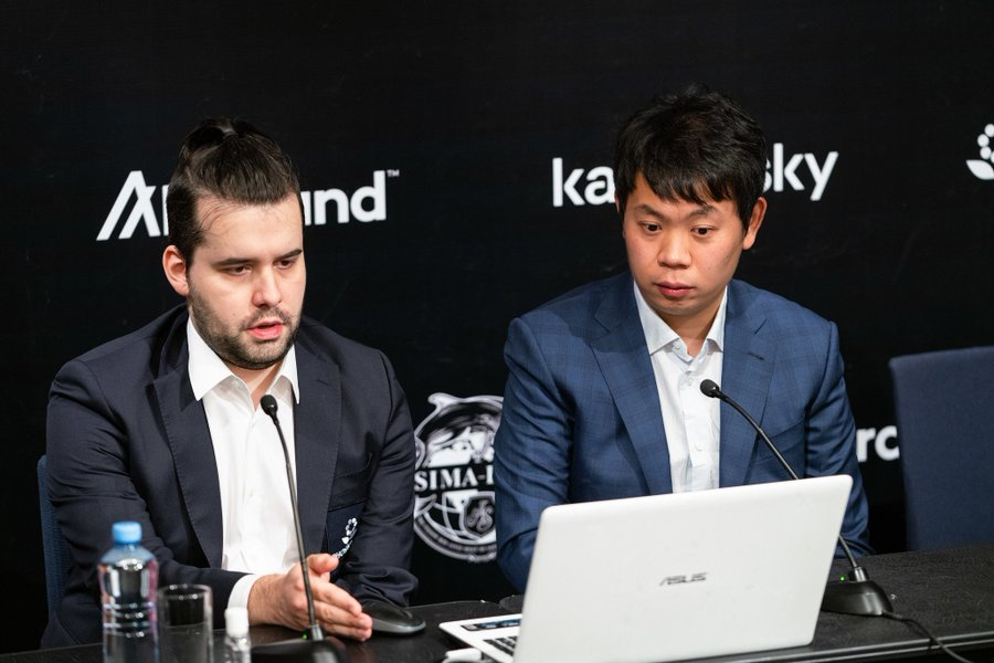 Nepomniachtchi takes outright lead at FIDE Candidates Tournament