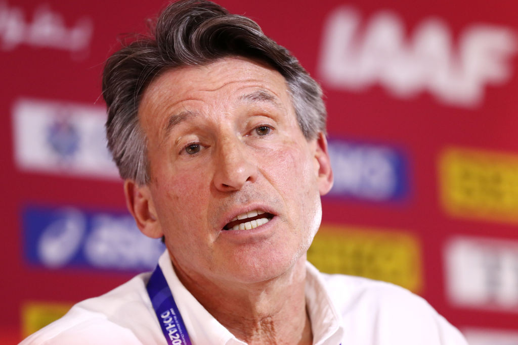 World Athletics President Sebastian Coe has called for Tokyo 2020 to be postponed ©Getty Images