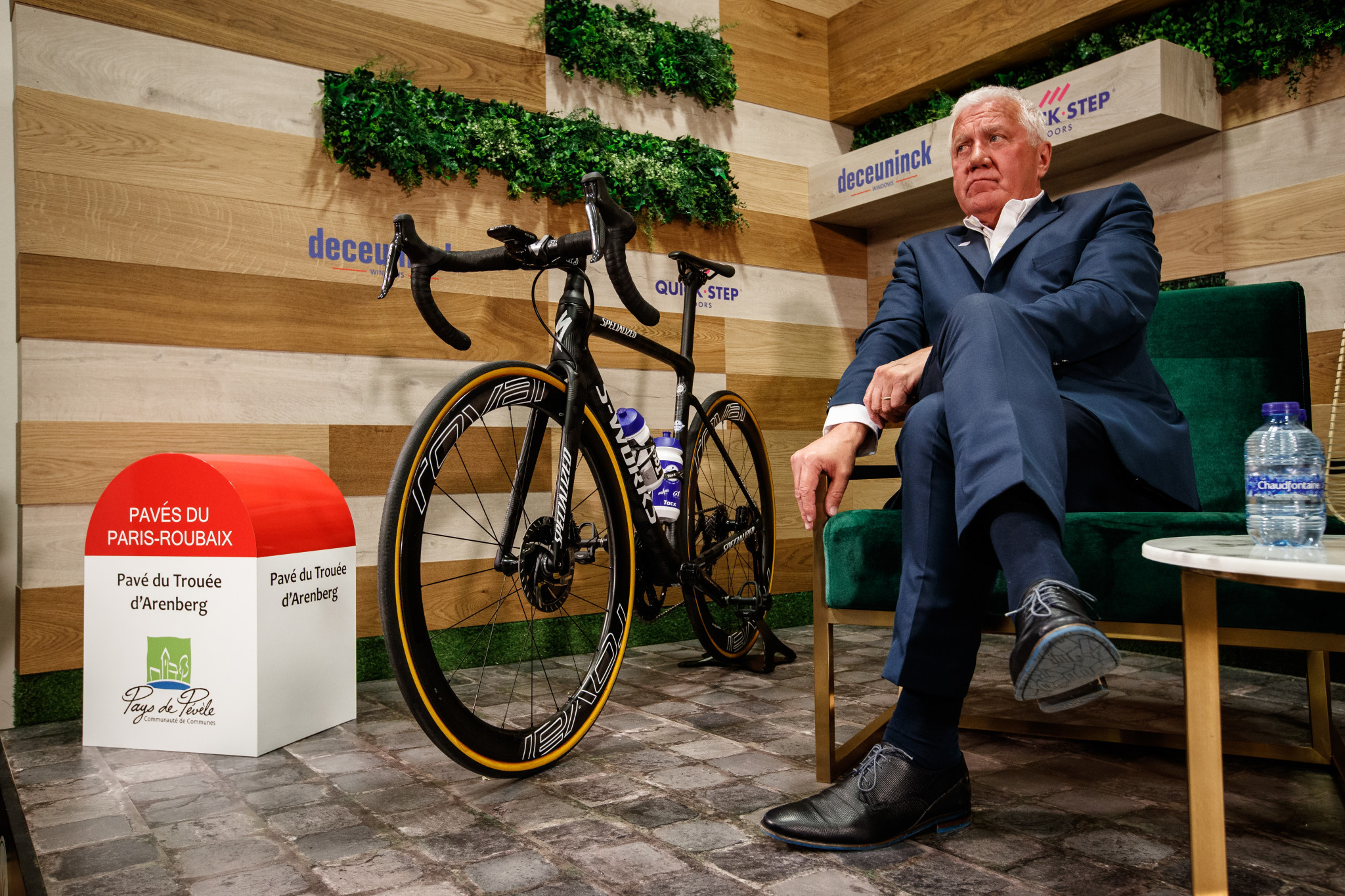 Deceuninck-QuickStep manager concerned Tour de France cancellation would collapse cycling model