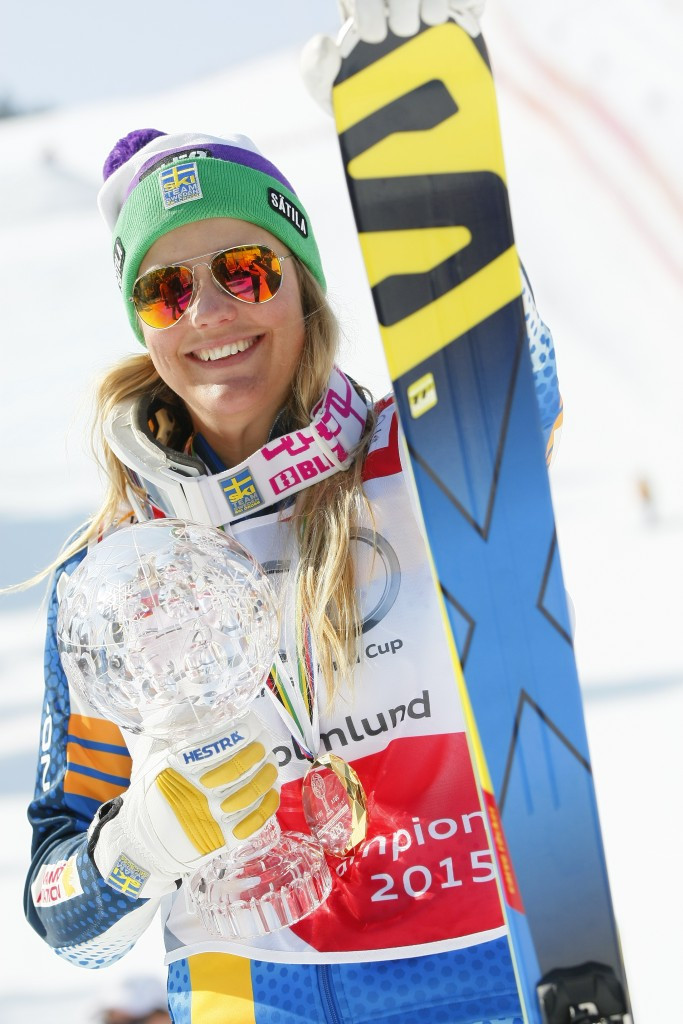 Sweden's Holmlund doubles up at Ski Cross World Cup in Val Thorens