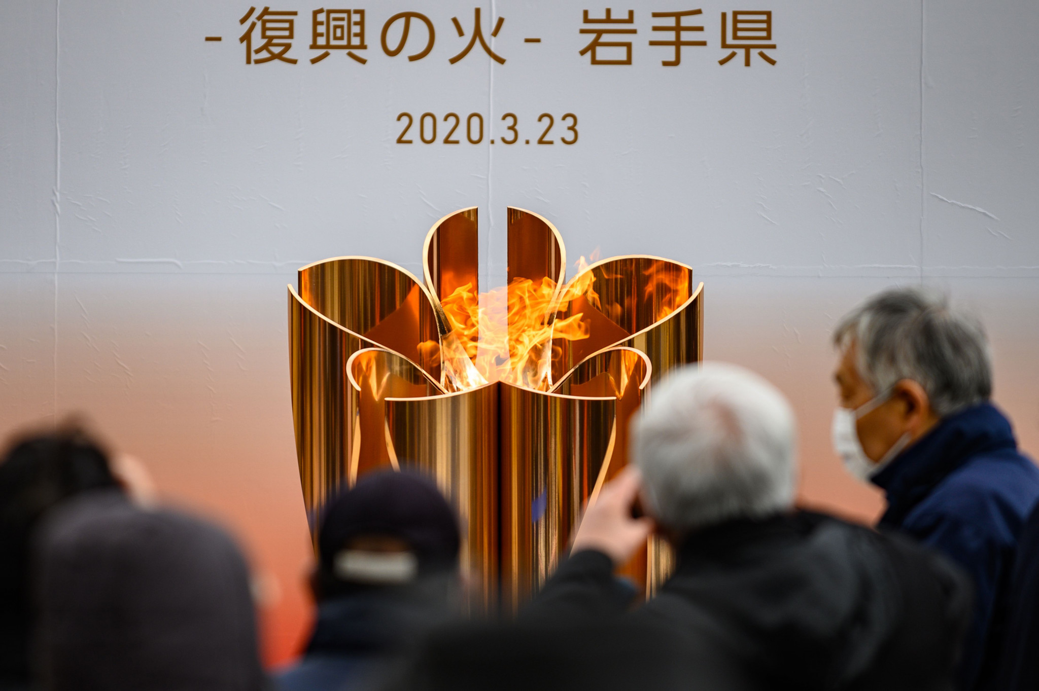 Decision on future of Tokyo 2020 Olympic Torch Relay to be made in coming days