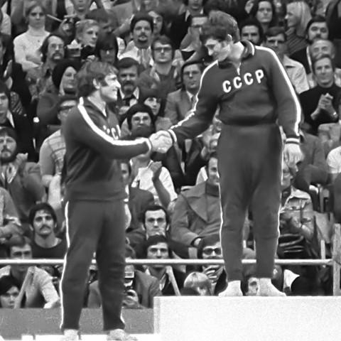 Vladimir Nevzorov - Russia