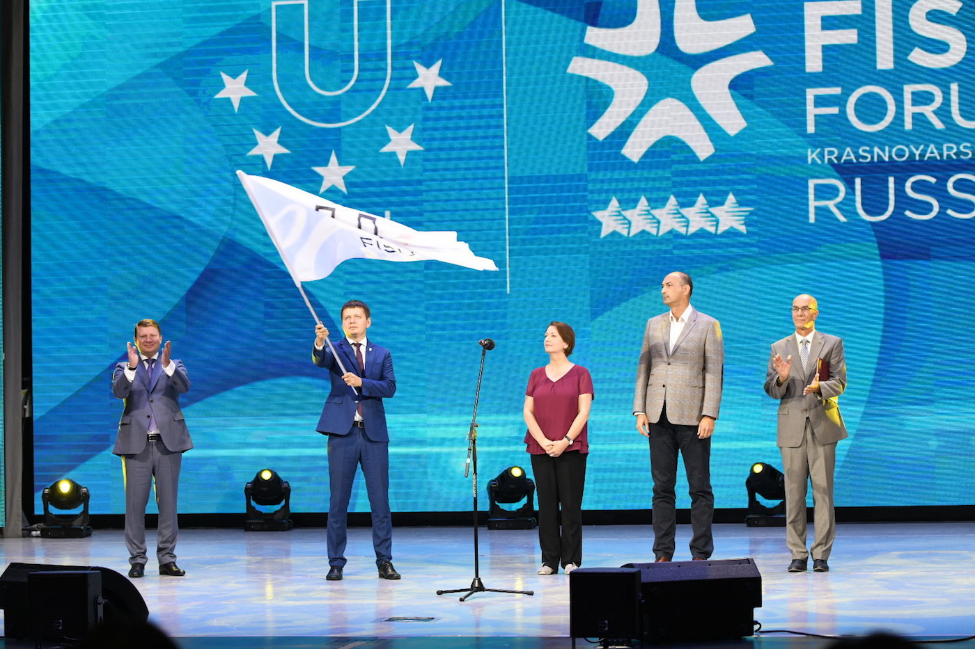 Organising Committee set-up for 2020 FISU World Forum