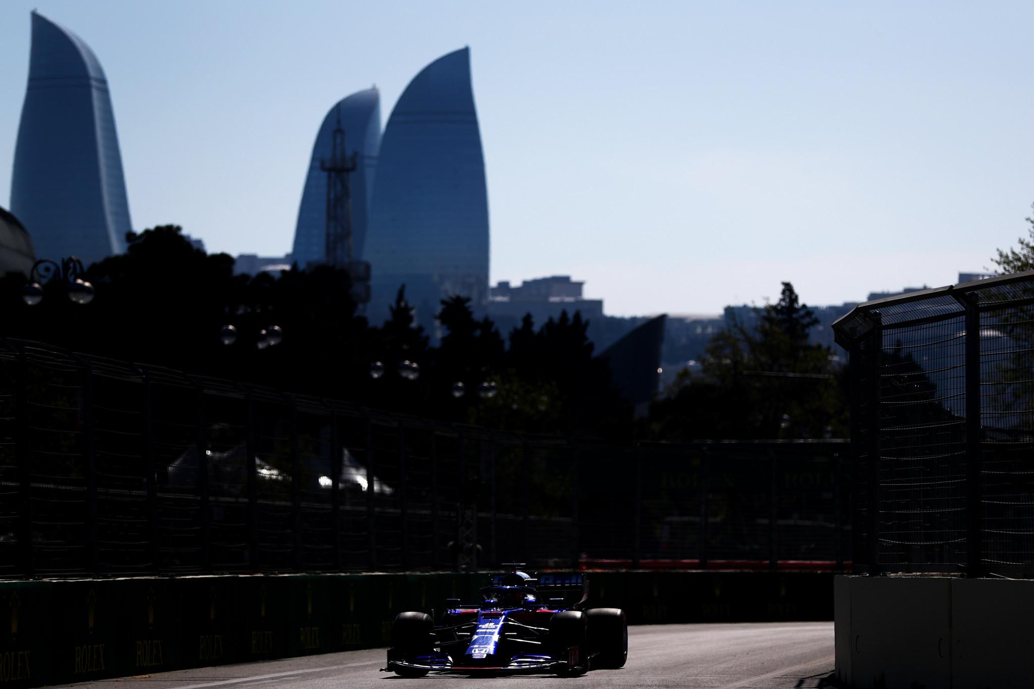 Formula One Grand Prix in Baku postponed due to coronavirus pandemic