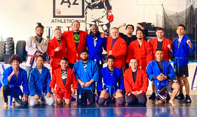 USA Sambo hoping to launch national league