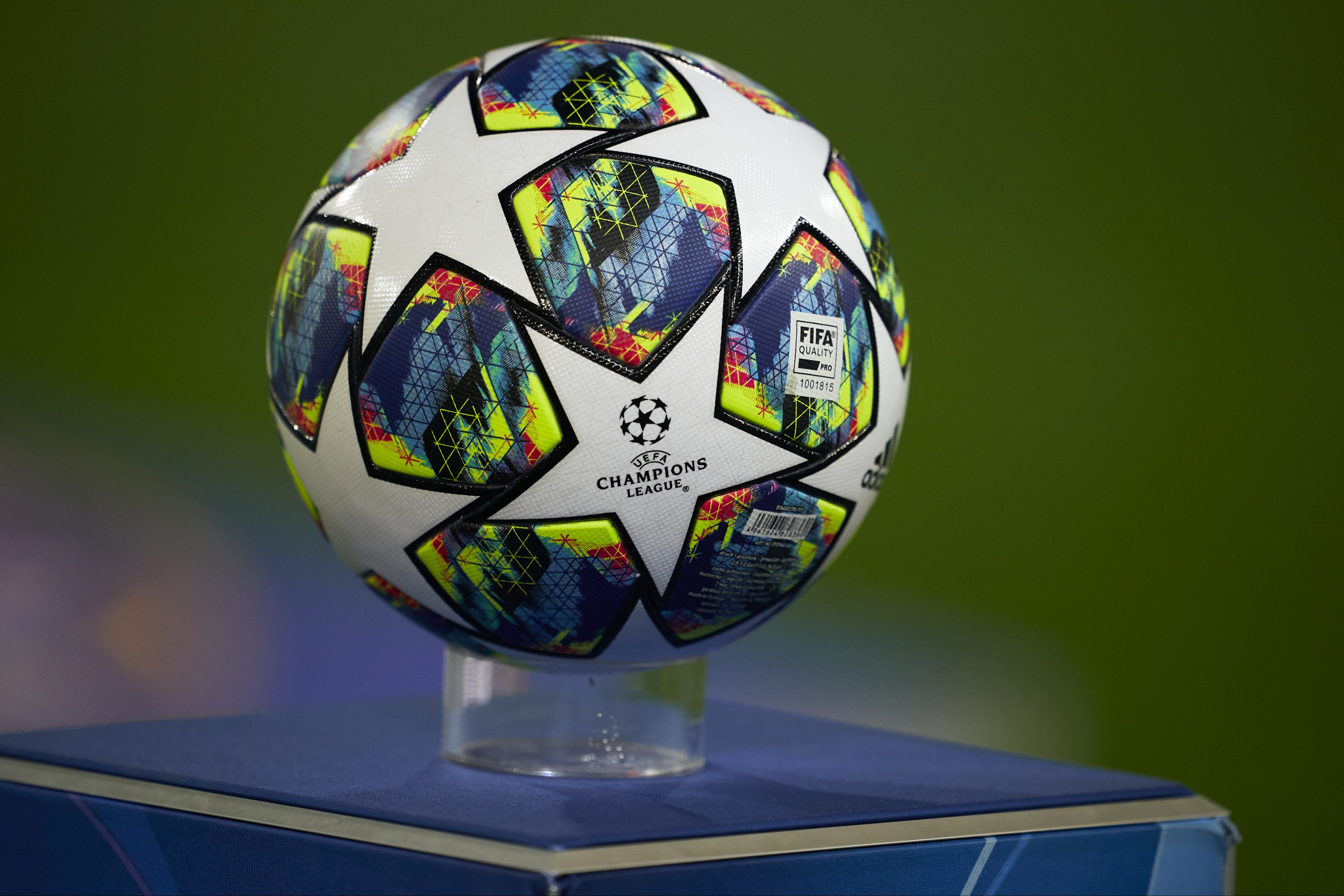 The final of this season's Champions League has been formally postponed ©Getty Images