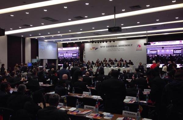 Taekwondo and wrestling latest sports to suspend SportAccord membership