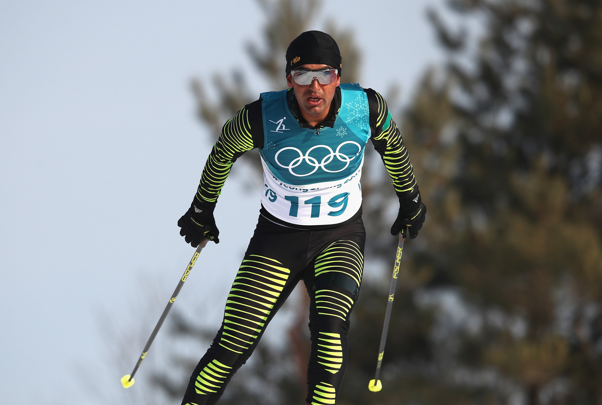 Pantelidis honoured for ski development work in Pakistan