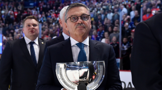 IIHF to evaluate impact of Men's World Championship cancellation