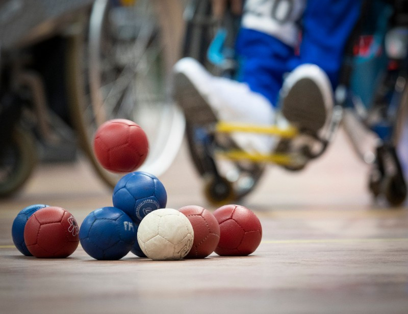 BISFed rule change to require that boccia balls made by approved supplier