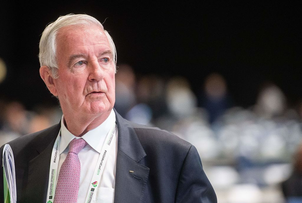British IOC member Sir Craig Reedie said it was right to postpone Tokyo 2020 ©Getty Images